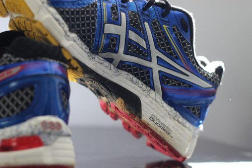 asics kayano test