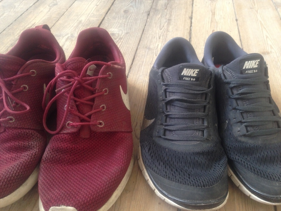 Nike Free versus Nike Roshe Run