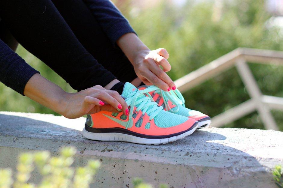 Nike free løbe