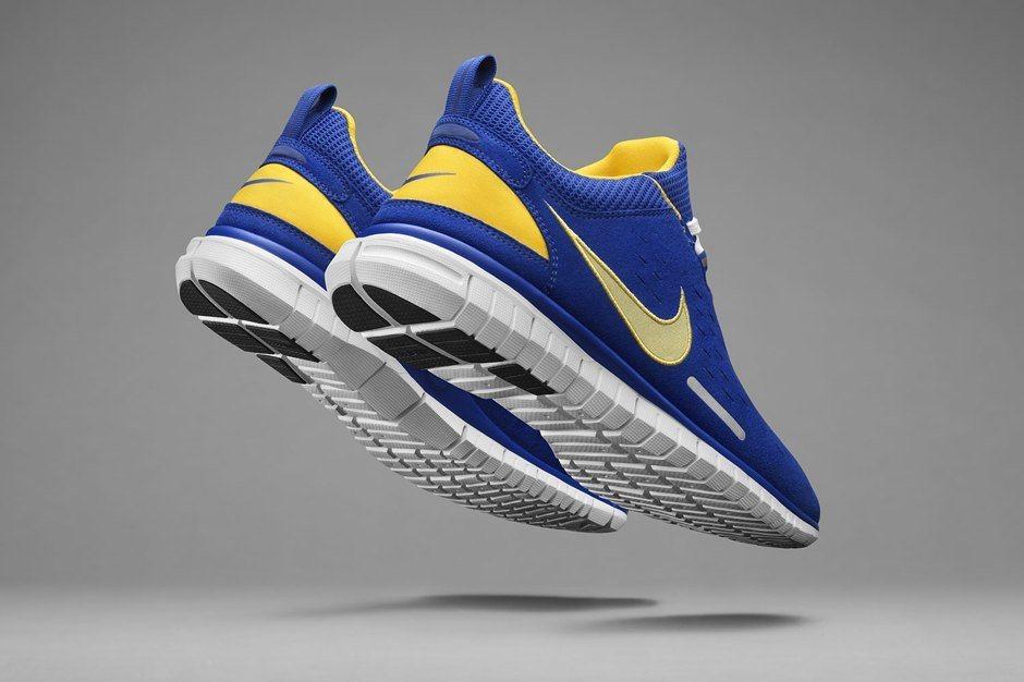 Nike free løbesko