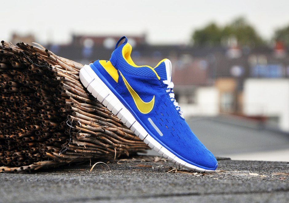 Nike free model hverdag sko