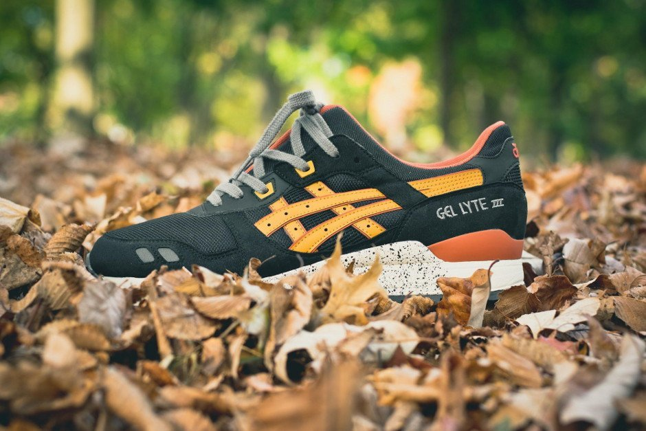 asics natural running sko