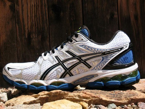 RUNNING TEST: ASICS GEL NIMBUS 17
