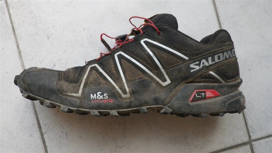 Salomon Speedcross test