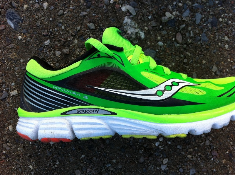 Saucony Kinvara 4 profil review og test